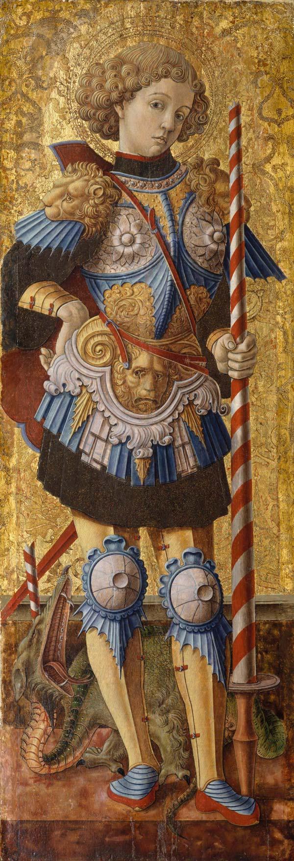 Ornament and Illusion: Carlo Crivelli of Venice - Isabella